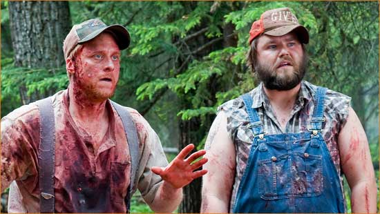 Tucker and Dale to battle evil again